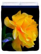 Rose Of Cleopatra Duvet Cover
