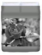 Rose Of Grace Duvet Cover