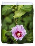 Rose Of Sharon Duvet Cover