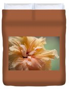 Rose Of Sharon. Hibiscus Duvet Cover