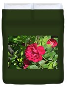 Rose On The Vine Duvet Cover