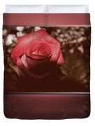 Rose Reflection 1 Duvet Cover