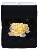 Rose Stars Duvet Cover