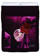 Rose Duvet Cover by Stelios Kleanthous