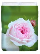Rose Duvet Cover by Sylvia  Niklasson