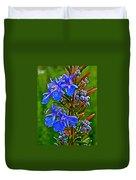 Rosemary In Park Sierra Near Coarsegold-california  Duvet Cover