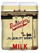Rosenberger's - Dairy Milk  Duvet Cover