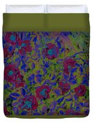 Roses By Jrr Duvet Cover