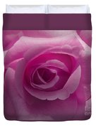 Roses Have Ruffles And Ridges Duvet Cover