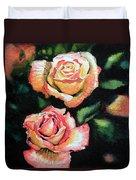 Roses I Duvet Cover