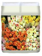 Roses 01 Duvet Cover