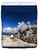Rosetta Mount Duvet Cover