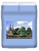 Roskilde Cathedral Duvet Cover