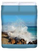 Ross Witham Beach 2 Duvet Cover