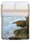 Ross Witham Beach Hutchinson Island Martin County Florida Duvet Cover