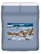Ross Witham Beach Stuart Florida Duvet Cover
