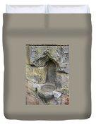 Rosslyn Chapel Basin Duvet Cover