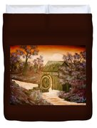 Ross's Watermill Duvet Cover