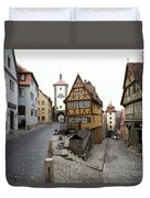 Rothenberg, Germany Duvet Cover