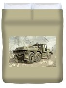 Rotinoff Tractor  Duvet Cover