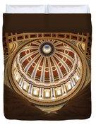 Rotunda Dome On Wings Duvet Cover