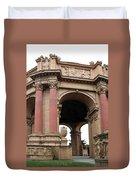 Rotunda Palace Of Fine Art - San Francisco Duvet Cover