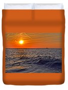Rough Sea Duvet Cover