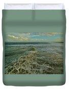 Rough Surf Hatteras 2 10/17 Duvet Cover