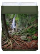 Rough Terrain Duvet Cover