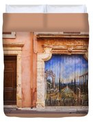 Roussillon Door Duvet Cover