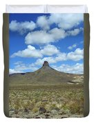 Route 66 - Arizona Mountain Duvet Cover