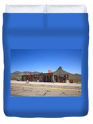 Route 66 - Cool Springs Camp Duvet Cover