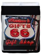 Route 66 Gifts Duvet Cover