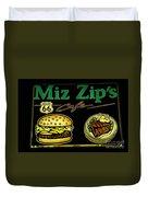 Route 66 Miz Zips Duvet Cover
