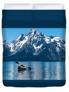 Row Your Boat Duvet Cover