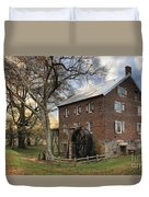 Rowan County Grist Mill Duvet Cover