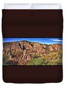Roxborough State Park Duvet Cover