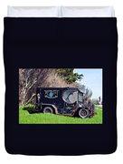 Royal City Paddy Wagon Duvet Cover