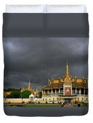 Royal Palace Cambodia Duvet Cover
