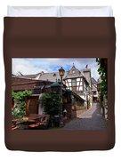 Rudesheim Duvet Cover