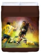 Rugby 01 Duvet Cover