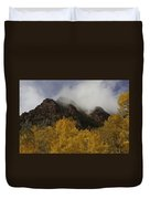Ruggedness Unveiled Duvet Cover