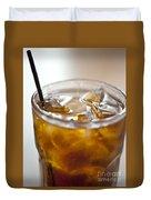 Rum And Coke Duvet Cover