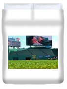 Run To Home Base 2012 Duvet Cover