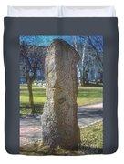 Runestone Duvet Cover