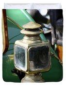 Oil Lamp Running Light Duvet Cover