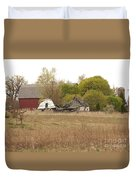 Rural Backstory Duvet Cover