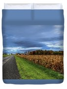 Rural Drama.. Duvet Cover