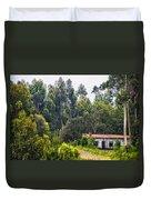 Rural House Duvet Cover