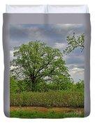 Rural Trees II Duvet Cover